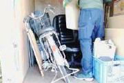 実際の整理作業を行います。また、ご要望に応じて、遺品の供養、ハウスクリーニング、特殊清掃などのオプション作業も実施致します。